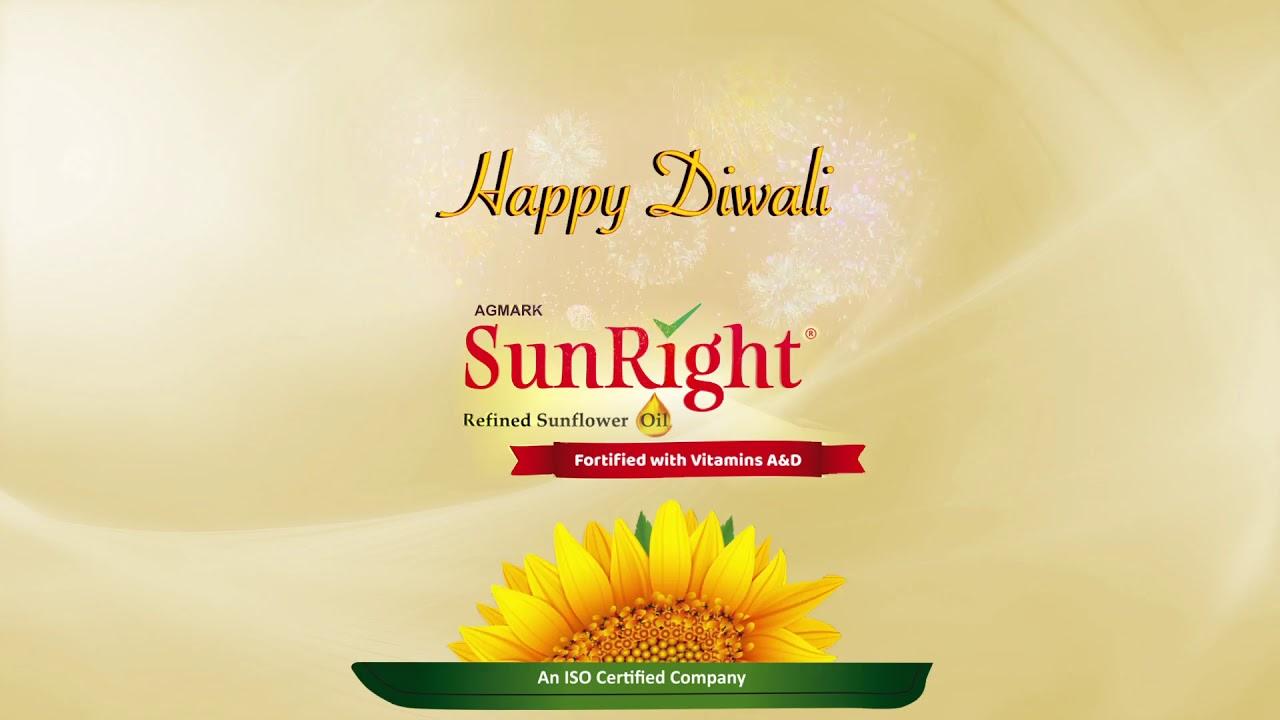 SunRight Oil (Telugu) Diwali Ad