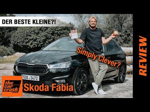 Skoda Fabia im Test (2021) Der BESTE Kleine ab 13.990 Euro?! Fahrbericht   Review   Combi   RS   POV