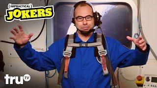 Impractical Jokers - Murr Goes to Space (Clip) | truTV
