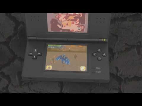 Combat de G�ants : Insectes Mutants Nintendo DS