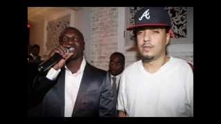Akon ft French Montana - Hurt Somebody (No Shout) *NEW*