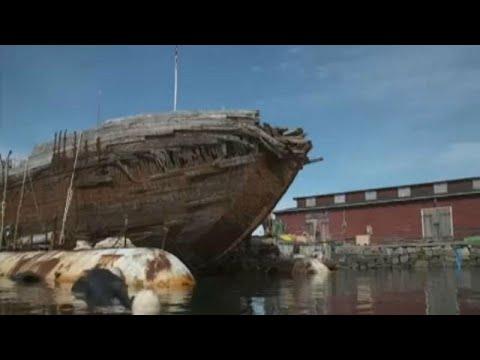 Επιστρέφει στη Νορβηγία το Μάουντ, το πλοίο του Αμούνδσεν…