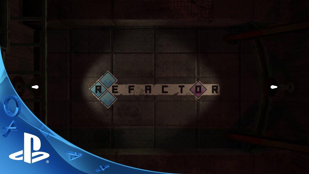 El mareante juego de rompecabezas Refactor anunciado para PS4
