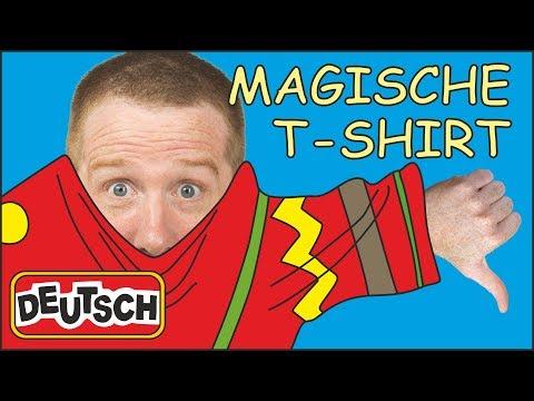 Das Magische T-Shirt für Kinder | Deutsche Kinderserie | STEVE AND MAGGIE DEUTSCH