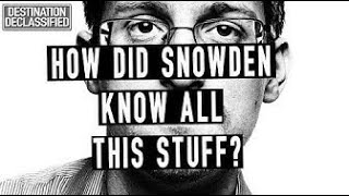 5 Things Edward Snowden Should Never Have Known... But DID..