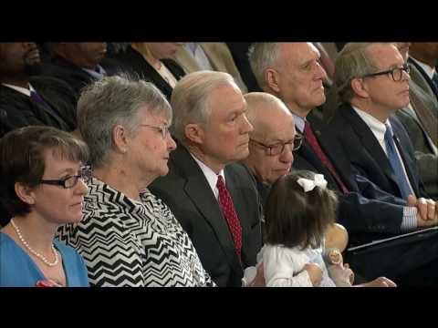 Watch Live: Confirmation hearing for Sen. Jeff Sessions, Trump's pick for attorney general
