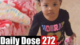 CUTE LITTLE ANGRY BABY!! - #DailyDose Ep.272 | #G1GB
