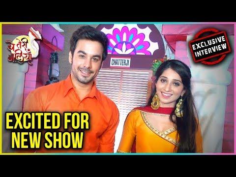 Manish Goplani And Vrushika Mehta EXCITED To Make