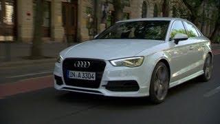 2014 Audi A3 Sedan S line Ambition TDI - Review