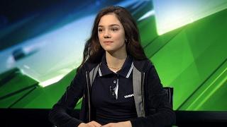 Эксклюзивное интервью. Евгения Медведева