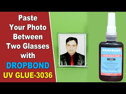 UV Adhesives For Paper & Glass Lamination /Pasting
