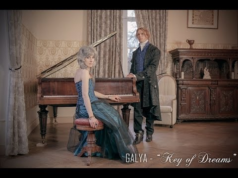 "GALYA - ""Key of Dreams"" (OFFICIAL MUSIC VIDEO)"