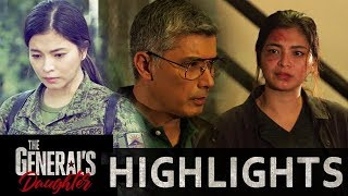 Rhian admits to Marcial that she was the one giving him intel about Tiago | The General's Daughter