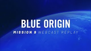 Missão 9 da New Shepard