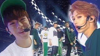 《EXCITING》 Stray Kids(스트레이 키즈) - My Pace @인기가요 Inkigayo 20180826