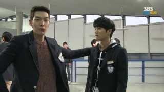 Пак Хён Шик,  Сцена драки Ким Тана и Ен До.
