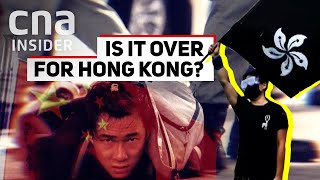 Hong Kong's New Brain Drain? The National Security Law's Impact