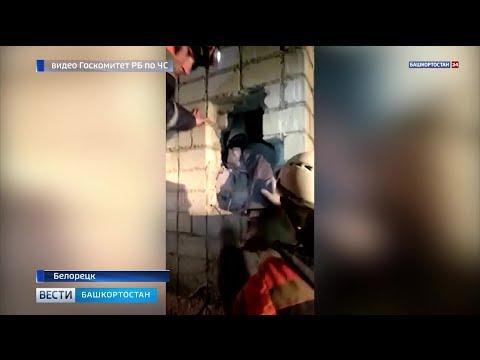 В Башкирии мужчина упал с 9-го этажа и выжил