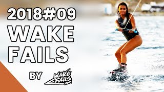 Best Wakeboard Fails Of September 2018 By Wakefails.com