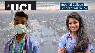 Imperial College London vs University College London (UCL) | Medicine Entry Requirements | Yath Prem