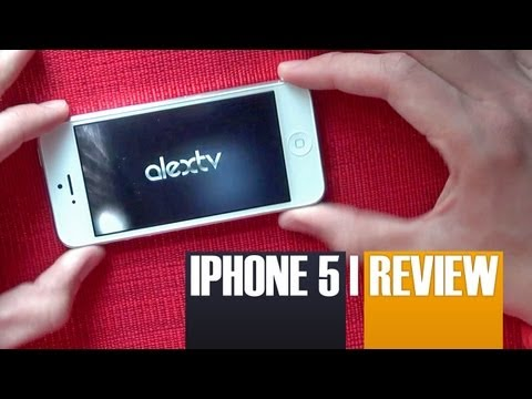 IPhone 5 - Review - HD Mp3