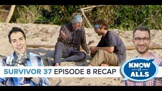 Survivor Know-It-Alls | David vs. Goliath Episode 8 Recap LIVE 9:15e/6:15p