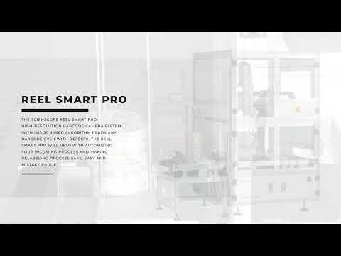 IMS-200 Scienscope Reel Smart Pro Machine