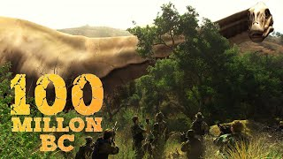 100 Million BC (Sci-Fi Actionfilm, Ganzer Film auf Deutsch, Sci-Fi Film in voller Länge anschauen)