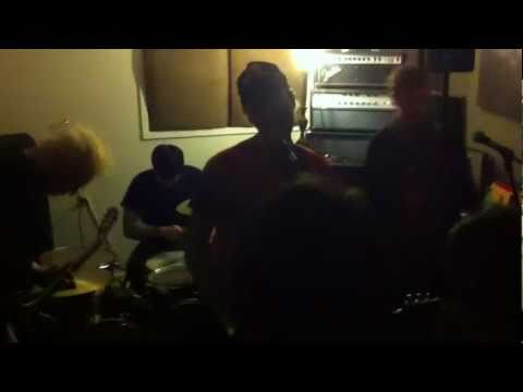 The Jolts - DXM - Live @ The Durban Posion House 2011
