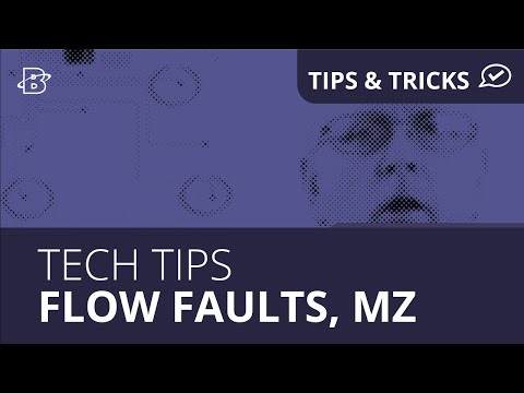 Tech Tips | Diagnosing Flow Faults in the MZ Monitor