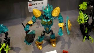 BrickFeed - BIONICLE Summer 2016 at New York Toy Fair