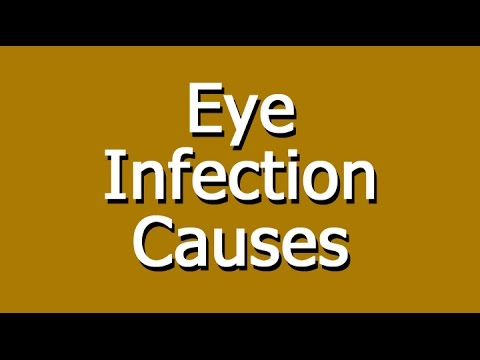 Video Eye Infection And Inflammation Causes