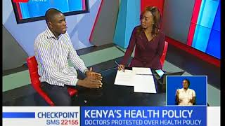 Kenya's Health Policy: Dr.Ouma Oluga speaks on the state of Cancer treatment in Kenya