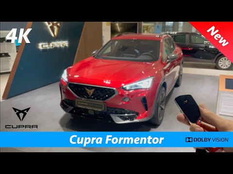 Cupra Formentor 2021 - FIRST Full-in depth review in 4K   Exterior - Interior (Price)