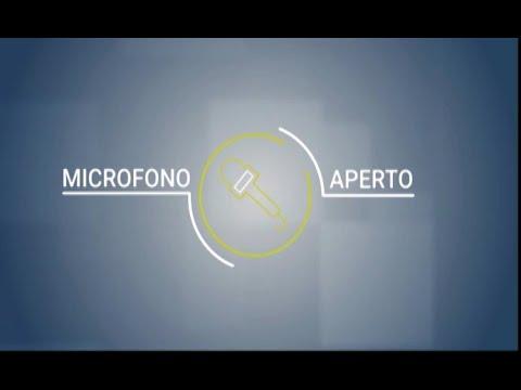 MICROFONO APERTO : IN STUDIO On. FRANCO VAZIO - ANGELO GALTIERI - DOMENICO ABBO