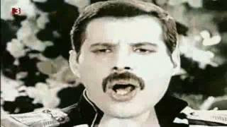 Freddie Mercury -  Living on my own  ( Sub - Español )