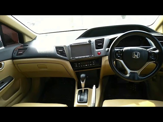 Honda Civic VTi Oriel Prosmatec 1.8 i-VTEC 2014 for Sale in Rawalpindi