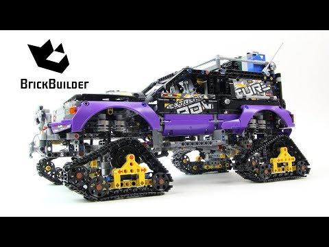 Vidéo LEGO Technic 42069 : Le véhicule d'aventure extrême