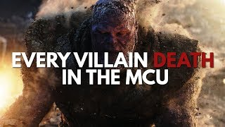 Every Villain Death in the MCU (2008-2019)