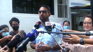 Pritam and WP's Sengkang team speak to media | GE2020