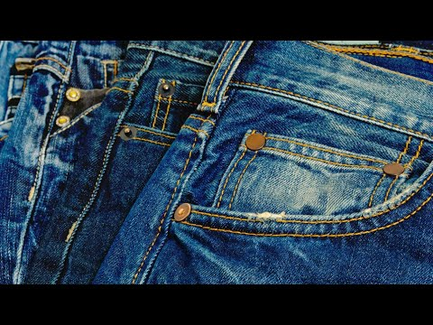 Aprende que jeans usar según tu cuerpo