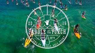 Paddle at The Porch 2016 Destin SUP Cup
