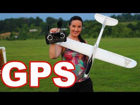 RC GPS Smart Plane Hubsan H301S Spy Hawk – FPV & Return to Home Airplane – TheRcSaylors