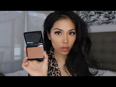 Anastasia Beverly Hills Powder Bronzer Saddle Contour & Bronzer Tutorial & Review