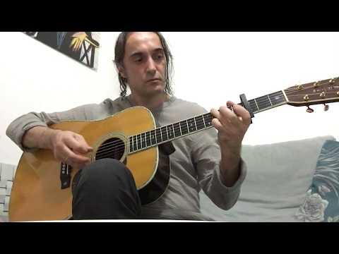 AF - Miss Ol' St. Louie (J.J. Cale) acoustic cover