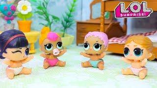 Куклы ЛОЛ смешные мультфильмы с куклами ЛОЛ #21 Best Funny Videos LOL Surprise мультики для детей