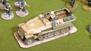 Warlord Games Bolt Action D Day Firefight Starter Box Review
