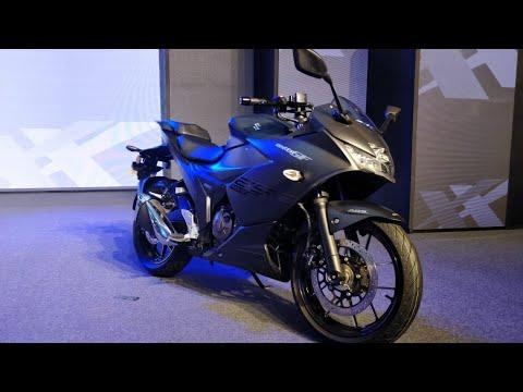 Motoroctane Youtube Video - 2019 Suzuki Gixxer SF 250 | Hindi | MotorOctane