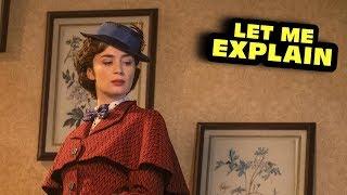 Mary Poppins' Dark Secret
