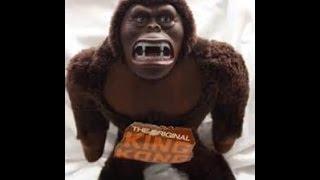 My Favorite Toys # 3: King Kong Plush MEGO 1976